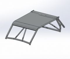 RZR XP1000/ Turbo S - 2 Seater Prerunner DIY Cage