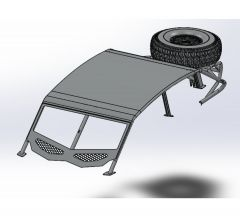 CanAm X3 - 4 Seat DIY Roll Cage